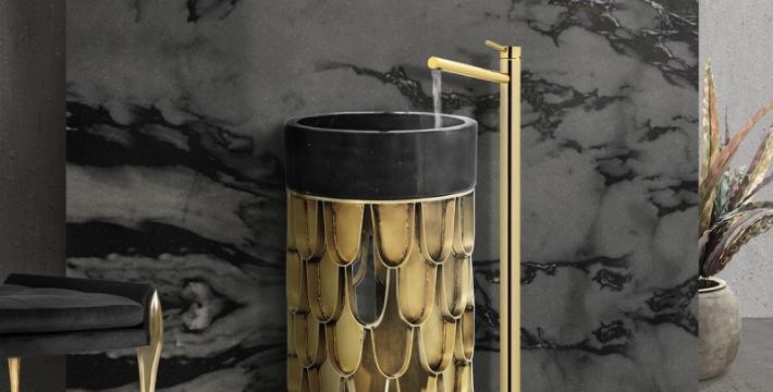 vasque moderne